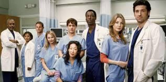 Greys Anatomy: Longest running medical drama