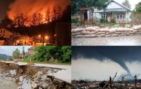 How natural disasters happen
