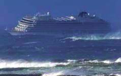 Norwegian cruise engine failure