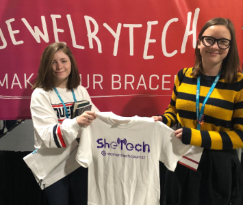 Your dreams in tech: SheTech Explorer Day