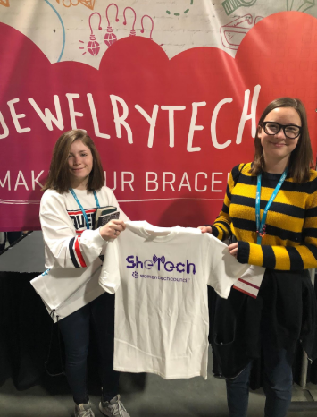 Your dreams in tech: SheTech Explorer Day