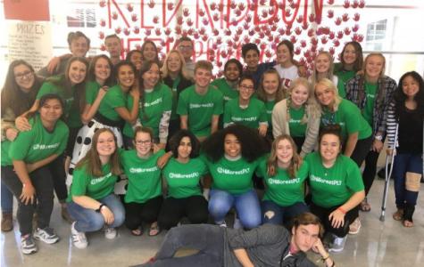 Peer Leadership Team: the team that keeps on giving