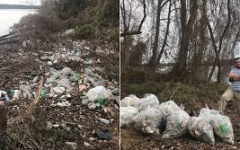 """We're all in this together"" #trashtag challenge has gone globally viral"
