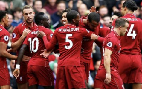 Liverpool vs Porto clash