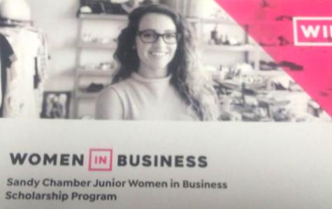 Prepare with junior women in business