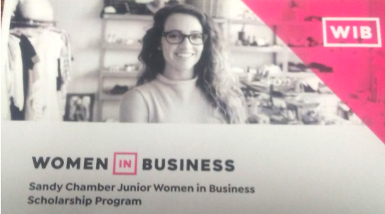 Prepare with junior women in business
