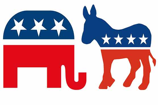 How political parties are dividing America