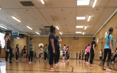 Making it and rocking it: Dance Co auditions