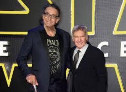 "Peter Mayhew the ""Gentle Giant"""