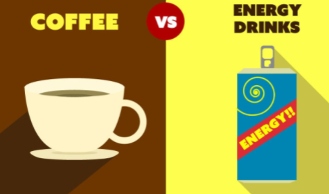 Coffee is better than energy drinks and here's why