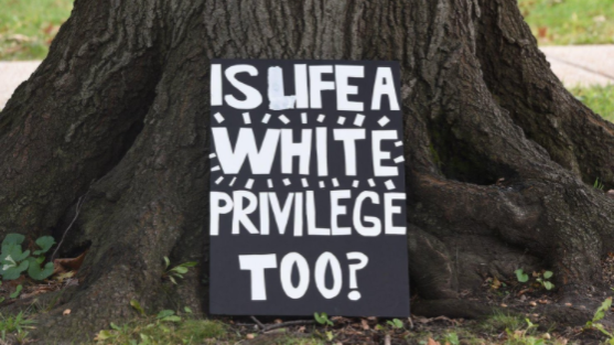 White privilege is about more than bandaids