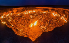 Darvaza Gas Crater: The doorway to hell