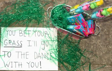 How to ask someone to a high school dance