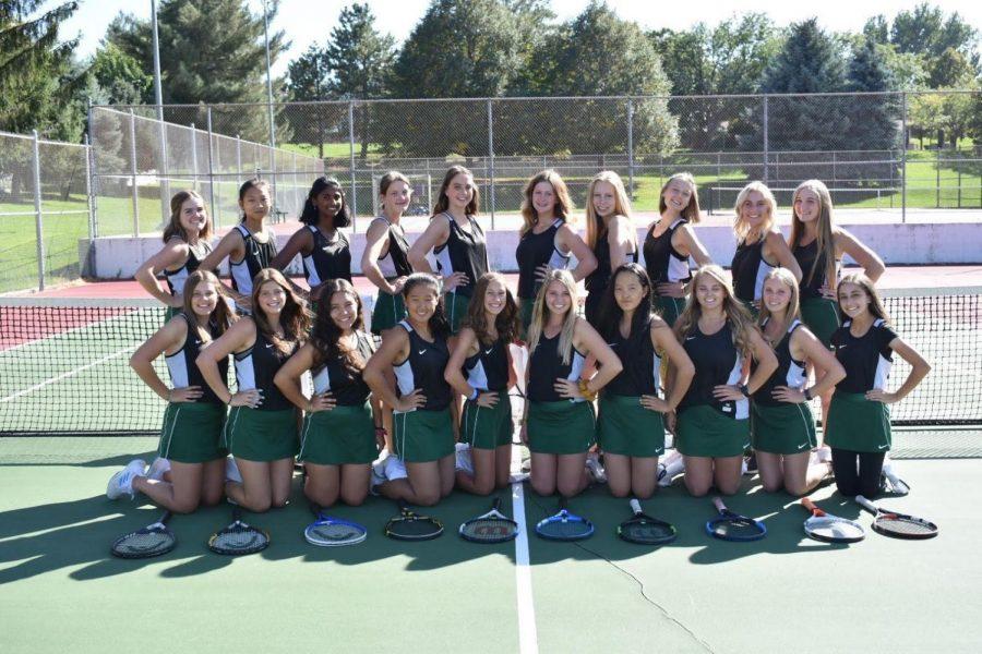 Girls+Tennis+Team