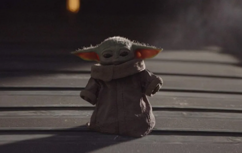 Ride or die for Baby Yoda