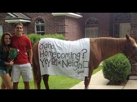 (Stag)gering to go to dances