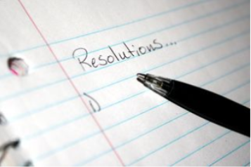 Tips for not breaking a New Year's resolution