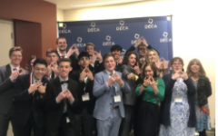 DECA State: Role plays and more