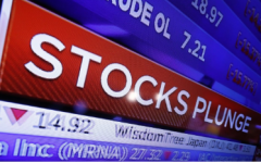 When fear hits the stock market