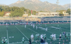 Hillcrest football plays Timpanogos