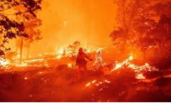 Oregon on fire cnn.com