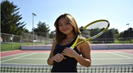 Ayoon Lee: Dancing in the Tennis courts