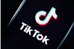 TikTok logo photo credit: Rollingstone