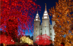 Lights at temple square to be celebrated virtually