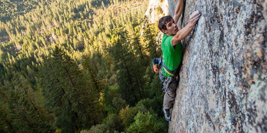 Alex+Honnold+rock+climbing+in+Yosemite+Valley%2C+Californina.