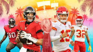 Jason Pierre-Paul and Tom Brady will lead the Bucs' fight for the Lombardi trophy against Patrick Mahomes' and Tyrann Mathieu's Chiefs.