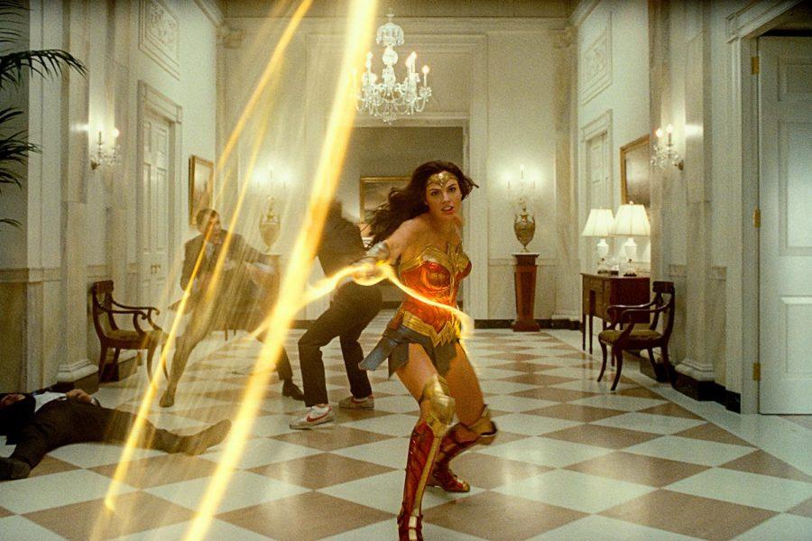 Gal Gadot stars as Wonder Woman