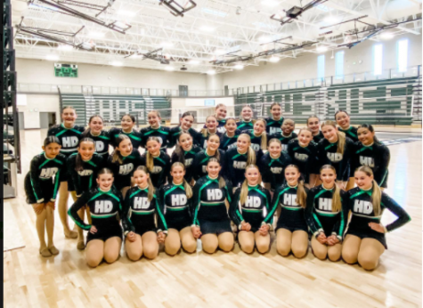 2021 Drill Team Competitions come to a close