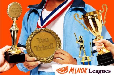 Dear Participation Trophies