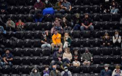 Fans back at a Jazz game under new guidlines
