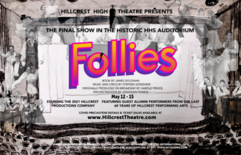 "Productions company's ""Follies"" promises to be a spectacular show"